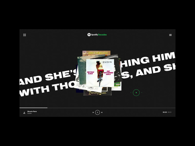 SpotifyDecades Concept Exploration