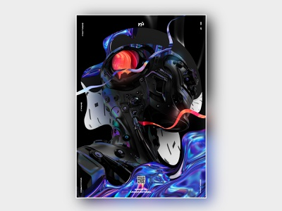 Hypersonix 7021 / 07 motion graphics branding graphic design illustration graphic design inspiration creative design poster of day poster design poster