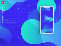 LuxuryClean UI/UX iOS App