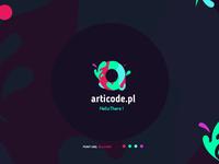 Articode Logo design
