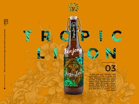 Tropic lion beer 03