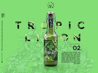 Tropic lion beer 02
