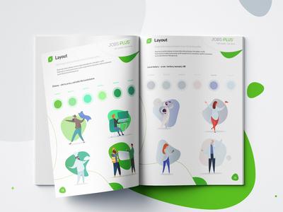 Brand Book Jobsplus manual 2018/19