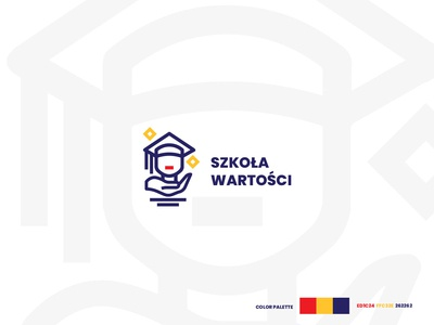 School Program Logo design