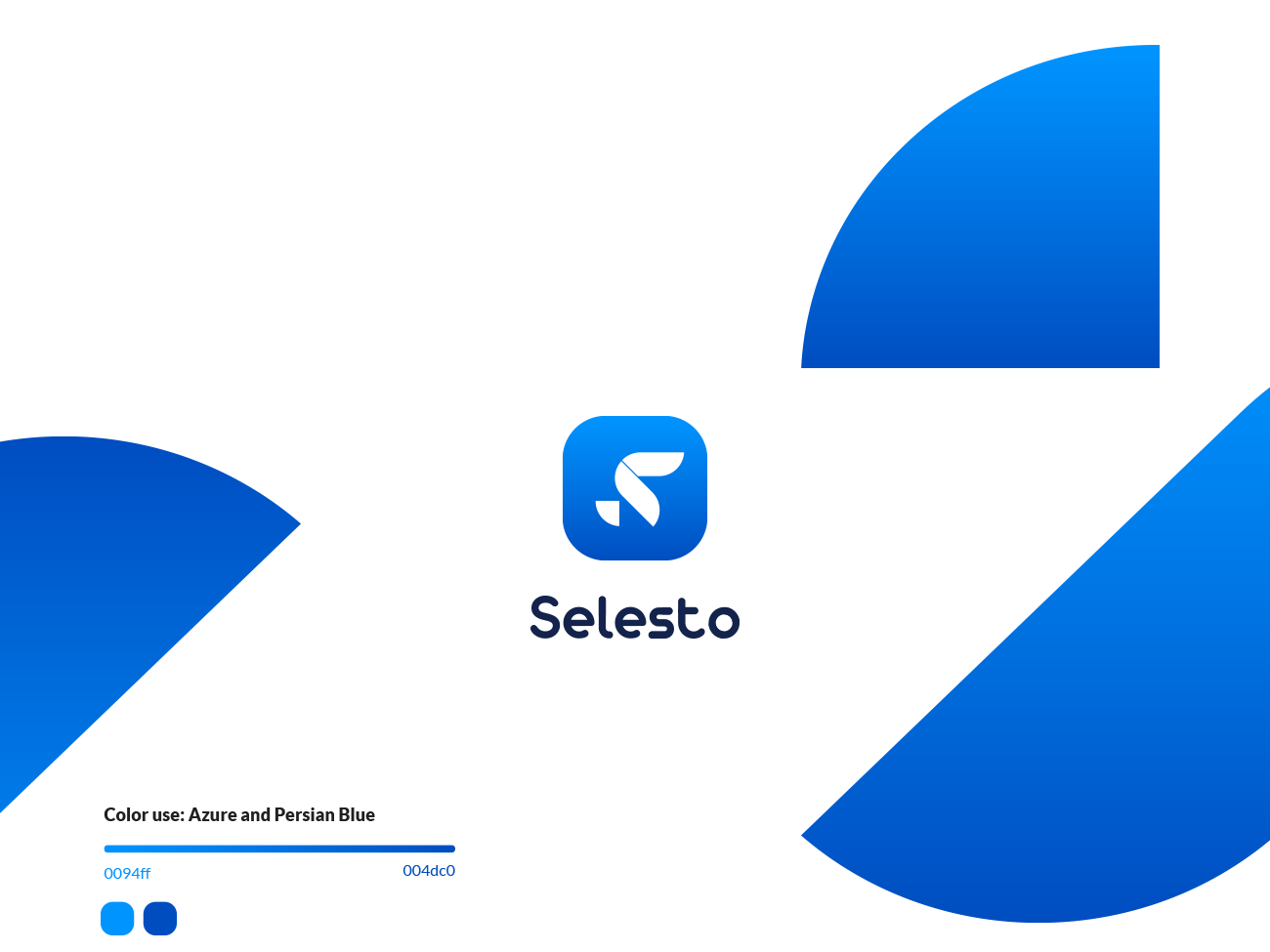 New refresh logo for Selesto Group type app designer typography web creativeadobe graphic design brand ux design inspiration ui logo brand icon branding vector illustration color graphic creative design