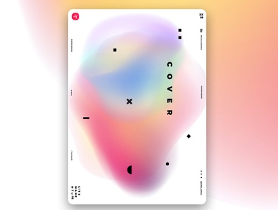 Minimal Abstract Poster Design 02