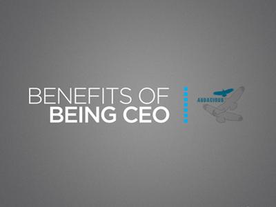 Title Slide For Upcoming Leadership Presentation. slide title logo layout
