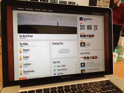 Dashboard Layout dashboard bible christian audacious