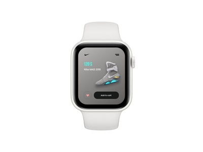 Apple watch app concept