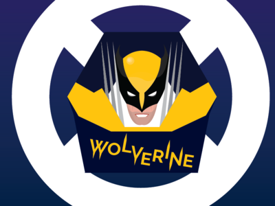 Marvel Characters - #1 Wolverine