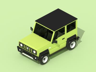 2018 Suzuki Jimny Sierra