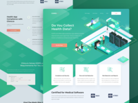 Chino Landing Page Concept