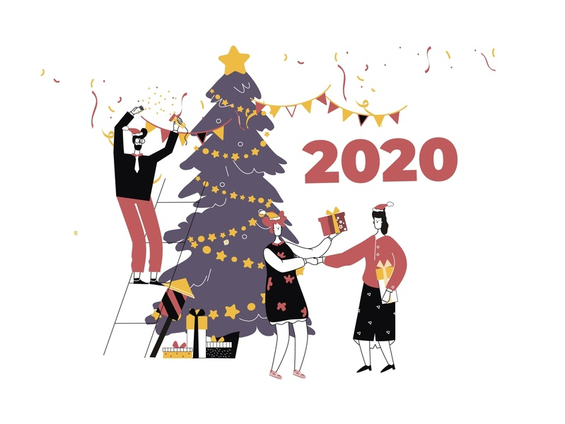 Soon/ New Year 2020