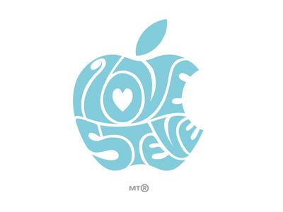 Love apple steve jobs mac steve jobs