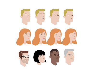 Character design for New Illustration Manual branding illustration art direction creativity
