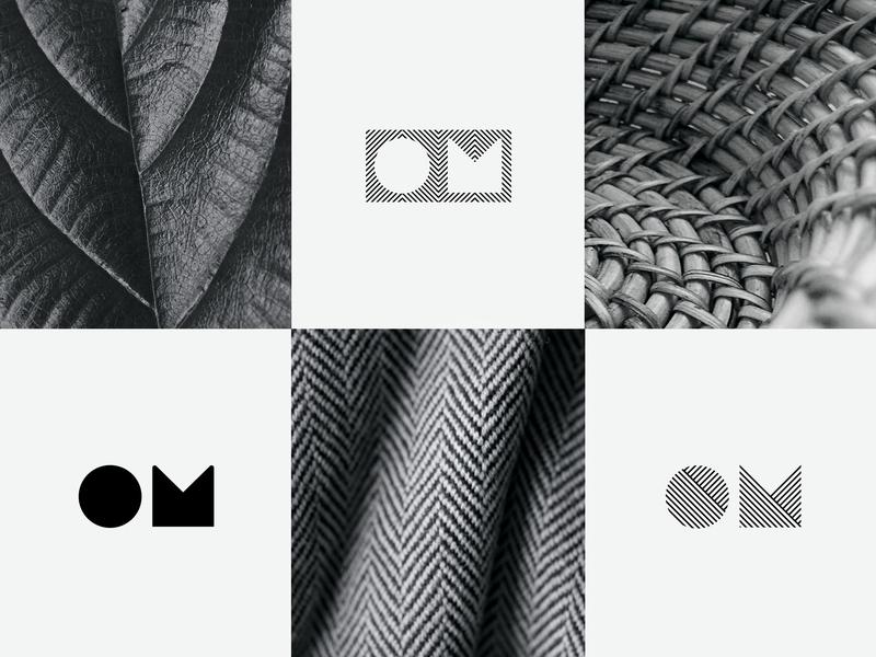 OM Signal brand designer logo designer icon brand mark typography lettering logotype logo design logo brand experience branding design brand design branding brand identity brand