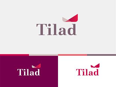 Tilad Logo fund wealthmanagement investment brand designer icon brand mark lettering logotype logo design logo branding design brand experience brand design branding brand identity brand