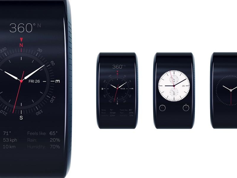 Neptune Watch Faces designer visual design design brand experience neptune uiux uidesign watch face watch app smartwatch watch user interface ui
