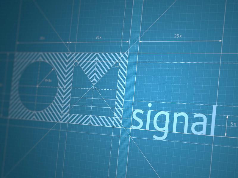 OM Signal logo brand designer design icon brand mark logo logotype logo design branding design brand experience brand design branding brand identity brand