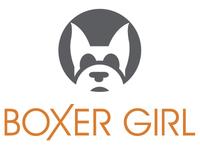 Boxer Girl Branding