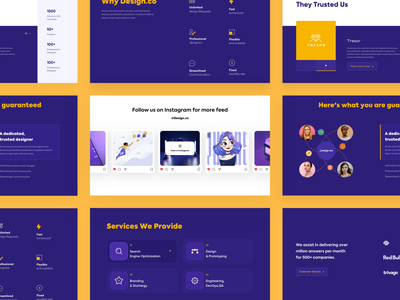 Web Components✨ trending product design minimal colorful webdesign web clean bytehub components ui userexperiencedesign userinterface uidesign design