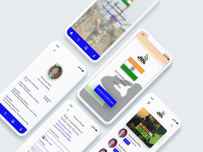 Bharat ke veer app