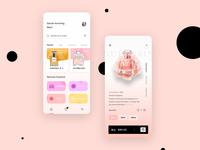 Perfume App Concept