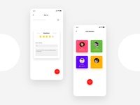 Finding Barber App Concept