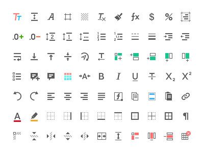 Some toolbox icons toolbox icons