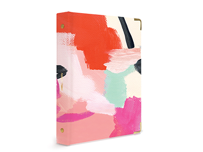 russell + hazel product binder product design product office abstract surface design art pattern