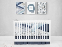 Patterns for Baby Boy Nursery