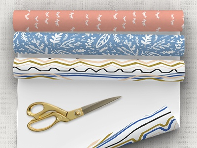 Wrapping Paper! Prints! art design print pattern wrap wrapping paper