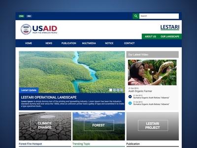 LESTARI Indonesia USAID