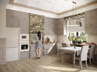 Ognivo project: kitchen