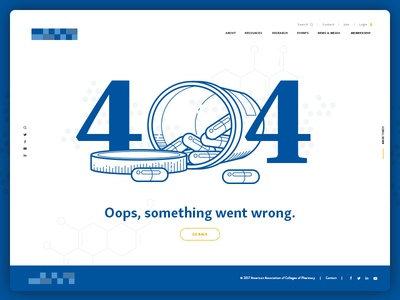 404 medical doctor website page not found error ui medication pills web 404