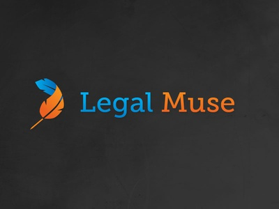 Legal Muse Blogo Logo Color Test