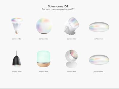Productos IOT