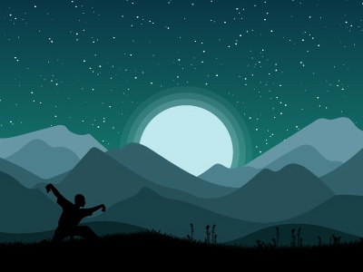 Moonlight Wushu