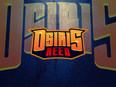 Osiris Reed logo logo design graphic design osiris reed gaming design gaming logo