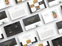 Restaurant and Catering Web Design