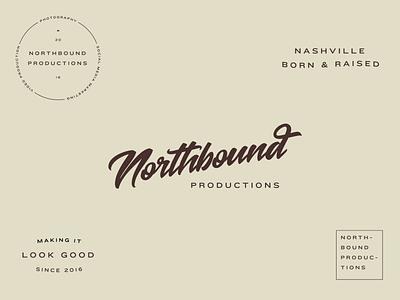 Northbound Productions video productions nashville script logo