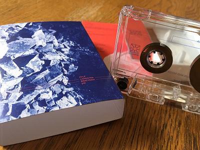 Kyle Landstra / Braeyden Jae Cassette Layout tape packaging norelco drone cassette ambient