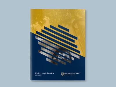 Murray State University Libraries Look Book annual report brochure university