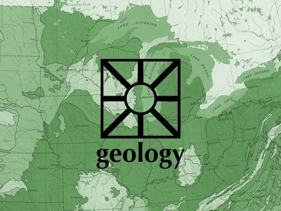 Geology Records Logo identity design logo design logo branding tape tape label cassettes record label