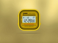 Casio Gold App-Watch