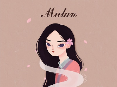 Disney Princess-Mulan