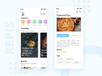 Repis - Recipe App