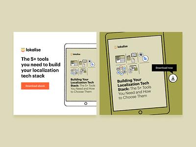 Lokalise - Social Media Ads ad design