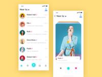 Social application interface-2