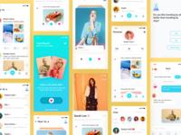 Social application interface-4